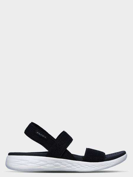 Купить Сандалии женские Skechers KW5101, Черный