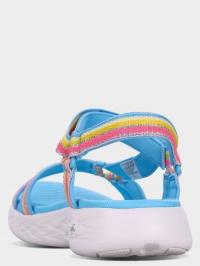 Сандалии для женщин Skechers 16184 AQMT брендовая обувь, 2017