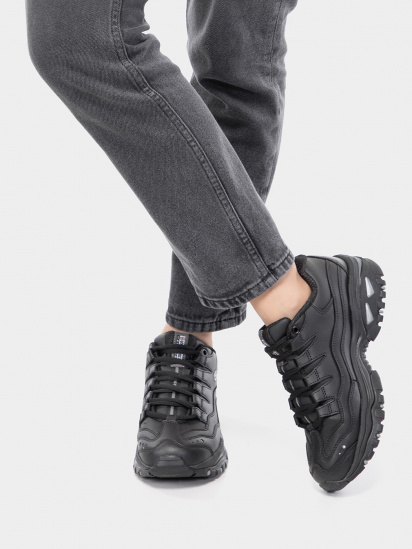 Кросівки для міста Skechers Energy модель 2250 BBK — фото 5 - INTERTOP