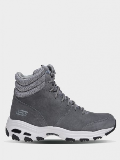 Черевики Skechers D'LITES CHILL FLURRY модель 49727 CCL — фото - INTERTOP