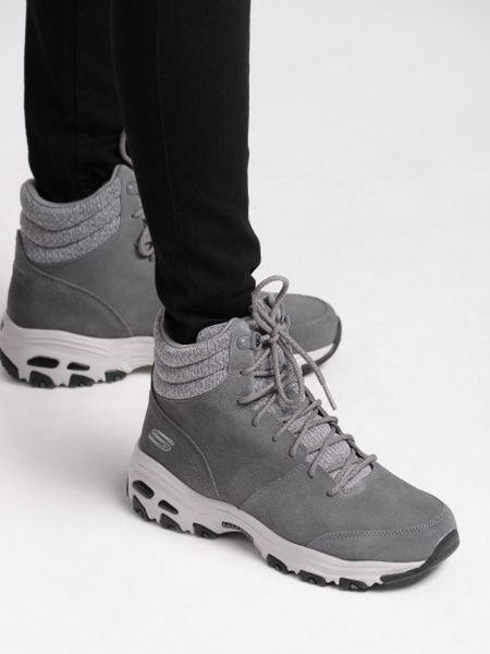 Ботинки для женщин Skechers KW5126 , 2017
