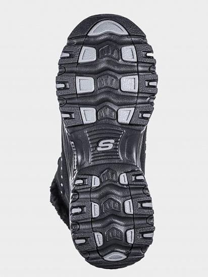 Черевики Skechers D'Lites - Gleeful модель 48813 BLK — фото 4 - INTERTOP