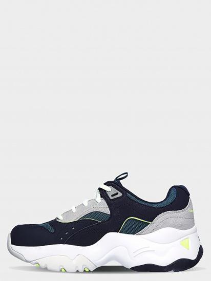 Кросівки fashion Skechers D'Lites 3.0 - Ocean Cloud модель 13377 NVGR — фото 2 - INTERTOP