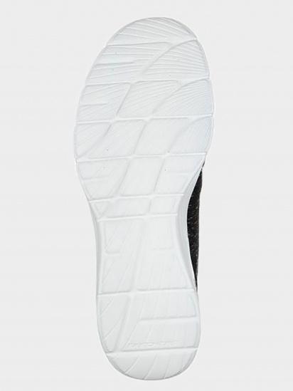 Кросівки для тренувань Skechers Relaxed Fit: Empire D'Lux модель 12827 BKMT — фото 4 - INTERTOP