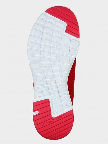 Кросівки для тренувань Skechers Flex Appeal 3.0 - First Insight модель 13070 RED — фото 4 - INTERTOP