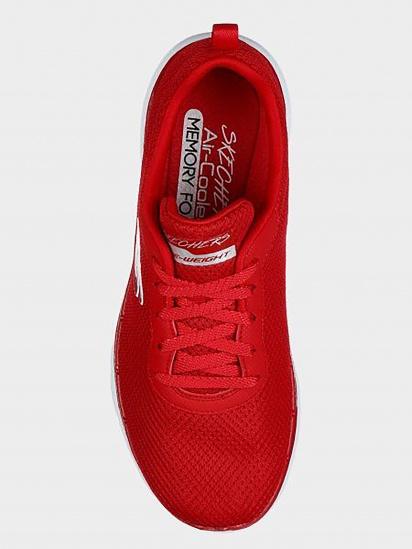 Кросівки для тренувань Skechers Flex Appeal 3.0 - First Insight модель 13070 RED — фото 5 - INTERTOP