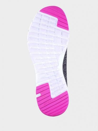 Кросівки для тренувань Skechers модель 13067 BKHP — фото 4 - INTERTOP