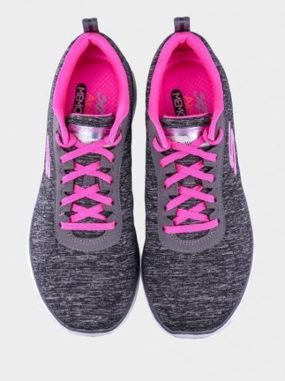 Кросівки для тренувань Skechers модель 13067 BKHP — фото 5 - INTERTOP