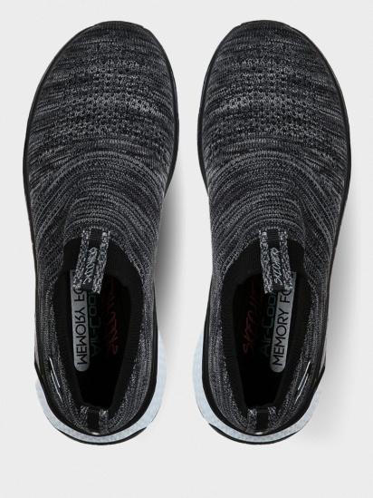 Кросівки для тренувань Skechers модель 13329 BKW — фото 4 - INTERTOP