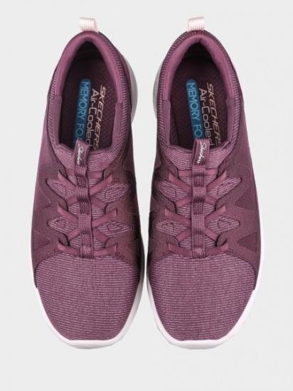 Кросівки для тренувань Skechers модель 23617 BURG — фото 5 - INTERTOP