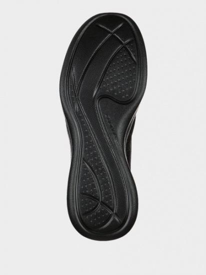 Кросівки для тренувань Skechers модель 23618 BBK — фото 3 - INTERTOP