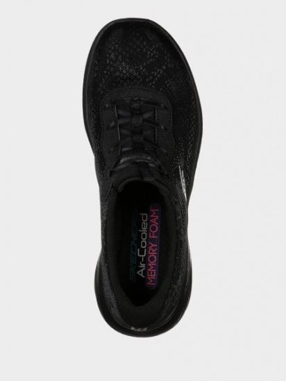 Кросівки для тренувань Skechers модель 23618 BBK — фото 4 - INTERTOP