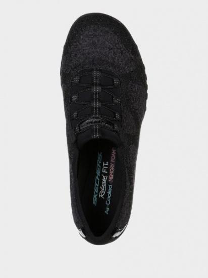 Кросівки для міста Skechers модель 23855 BLK — фото 4 - INTERTOP