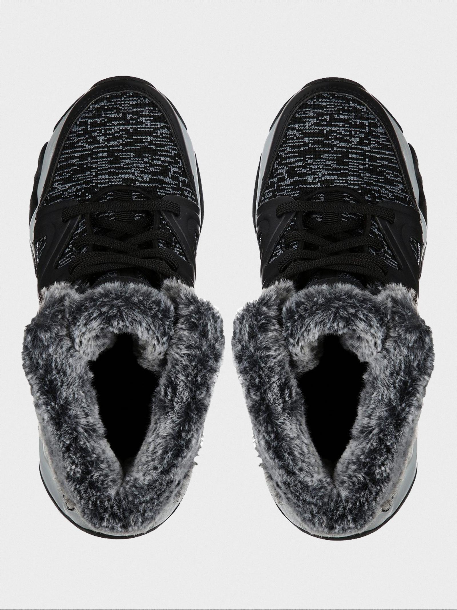 Черевики  для жінок Skechers 44959 BLK брендове взуття, 2017