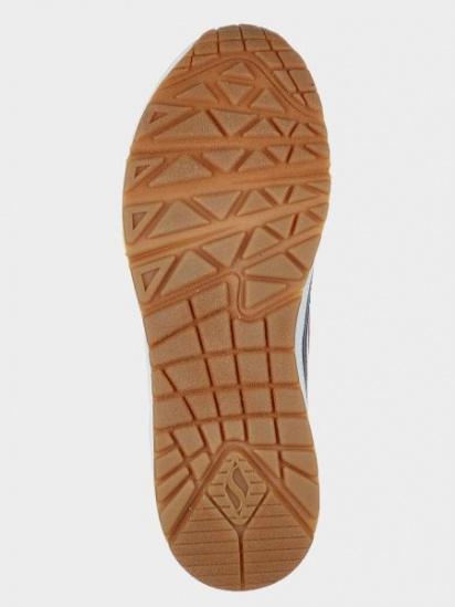 Кросівки для міста Skechers Uno - Circle Street модель 73677 WRNV — фото 4 - INTERTOP