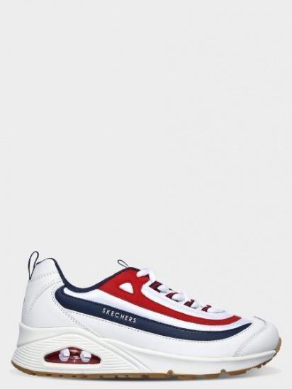 Кросівки для міста Skechers Uno - Circle Street модель 73677 WRNV — фото - INTERTOP