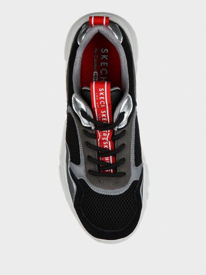 Кросівки для міста Skechers модель 74245 BLK — фото 4 - INTERTOP