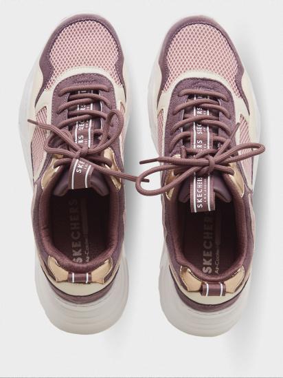Кросівки для міста Skechers модель 74245 MVE — фото 4 - INTERTOP