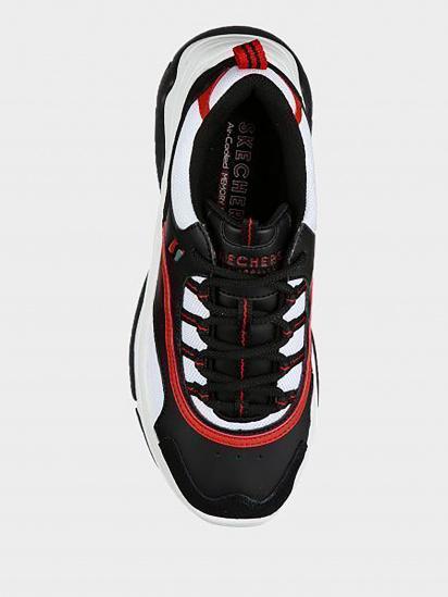 Кросівки для міста Skechers Amp'd - City Stomp'n модель 74235 BKRD — фото 4 - INTERTOP