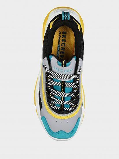 Кросівки для міста Skechers Amp'd - City Strut'n модель 74236 GYBK — фото 4 - INTERTOP