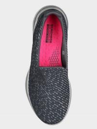 Слипоны для женщин Skechers KW5214 модная обувь, 2017