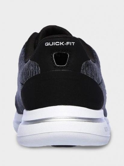 Кросівки для тренувань Skechers модель 15905 BKW — фото 3 - INTERTOP