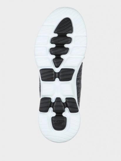 Кросівки для тренувань Skechers модель 15905 BKW — фото 4 - INTERTOP