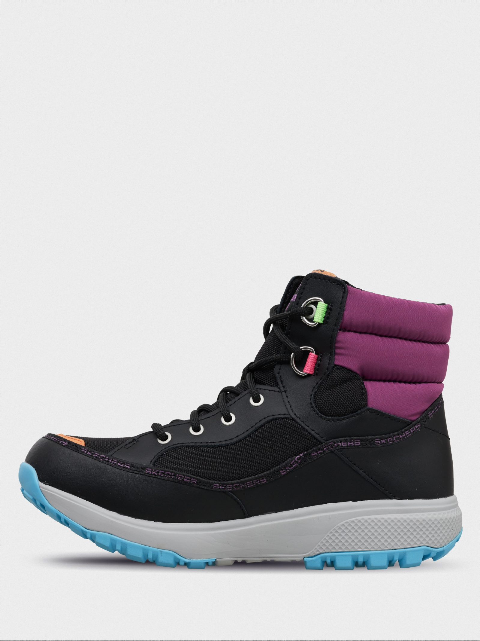 Ботинки для женщин Skechers KW5225 размеры обуви, 2017