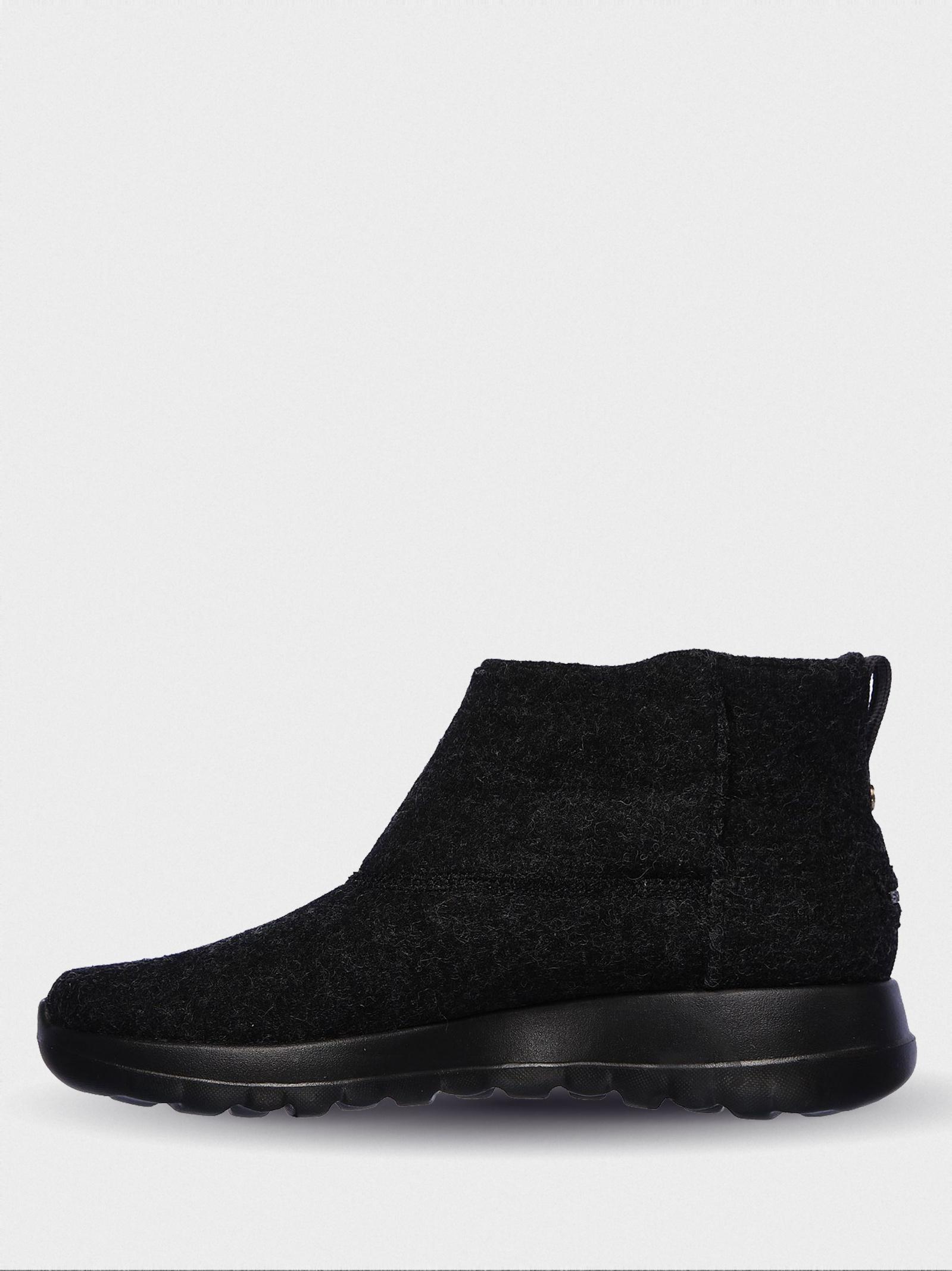Ботинки для женщин Skechers 78900 BBK модная обувь, 2017