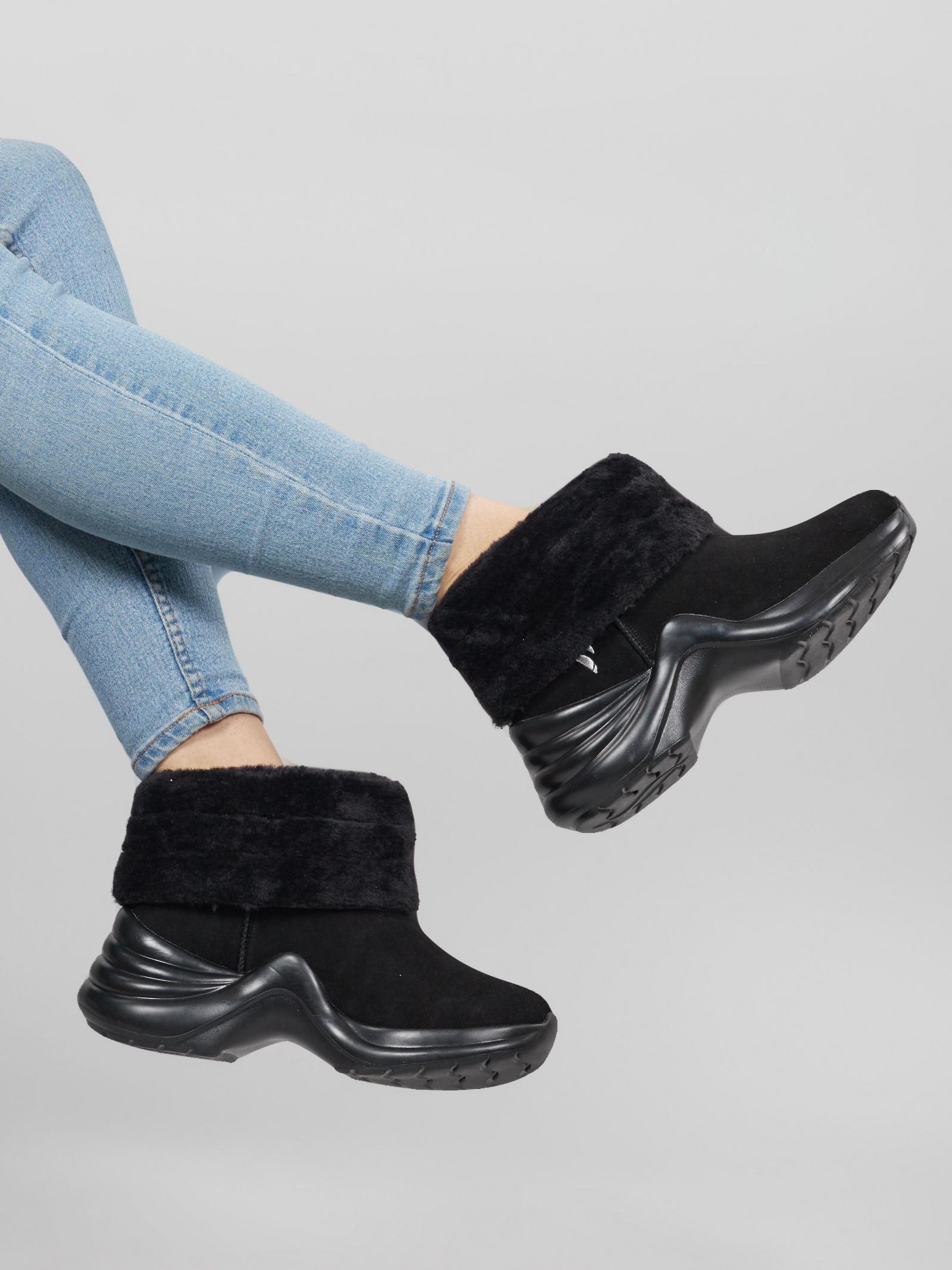 Ботинки женские Skechers KW5243 размеры обуви, 2017