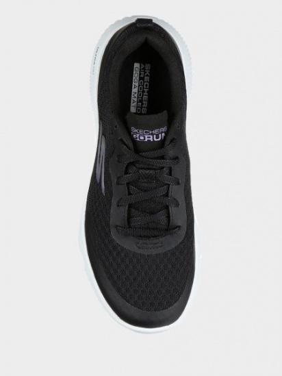 Кросівки для бігу Skechers модель 15165 BKPR — фото 4 - INTERTOP