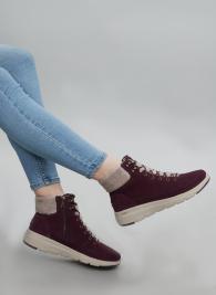 Ботинки для женщин Skechers KW5257 , 2017