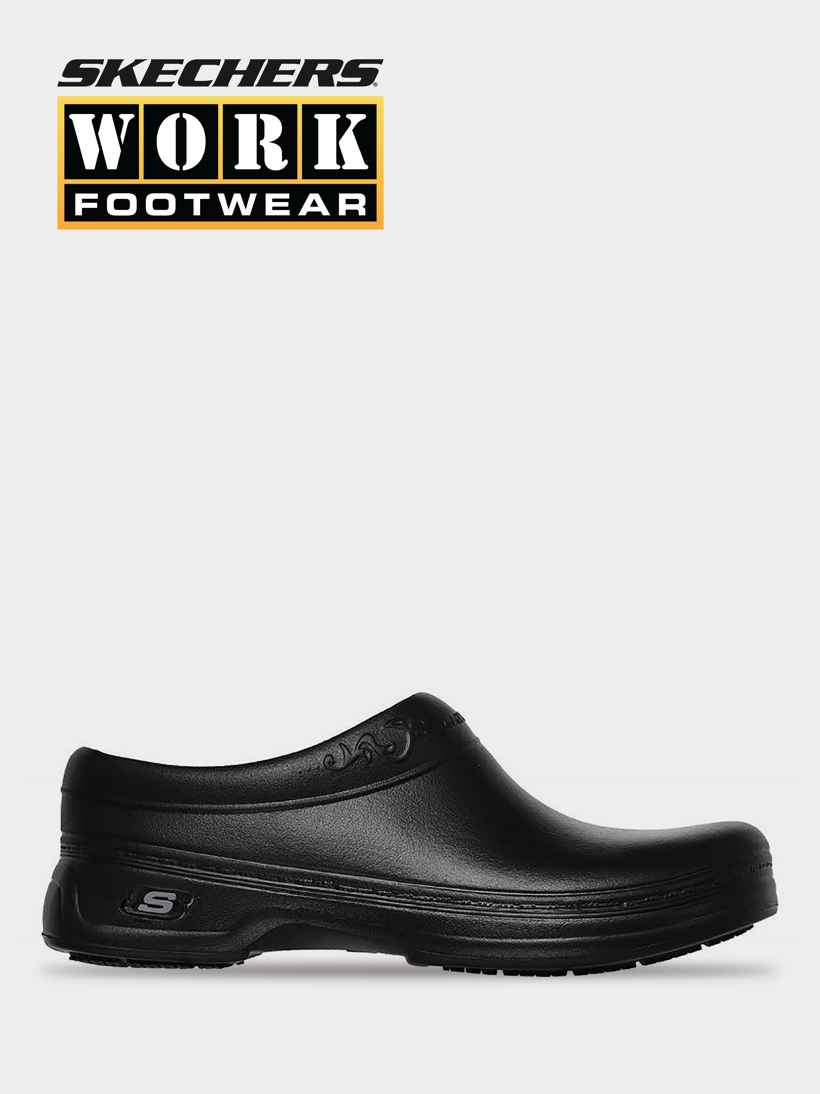 Купить Полуботинки женские Skechers KW5279, Черный