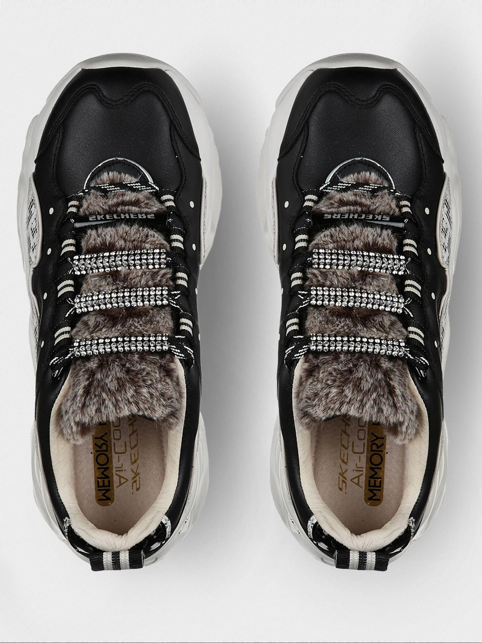 Кроссовки женские Skechers KW5297 размеры обуви, 2017