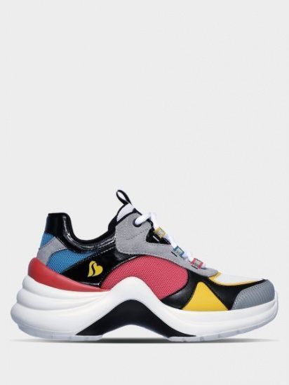 Кросівки для міста Skechers SOLEI ST. GROOVY SOLE модель 74190 WMLT — фото - INTERTOP