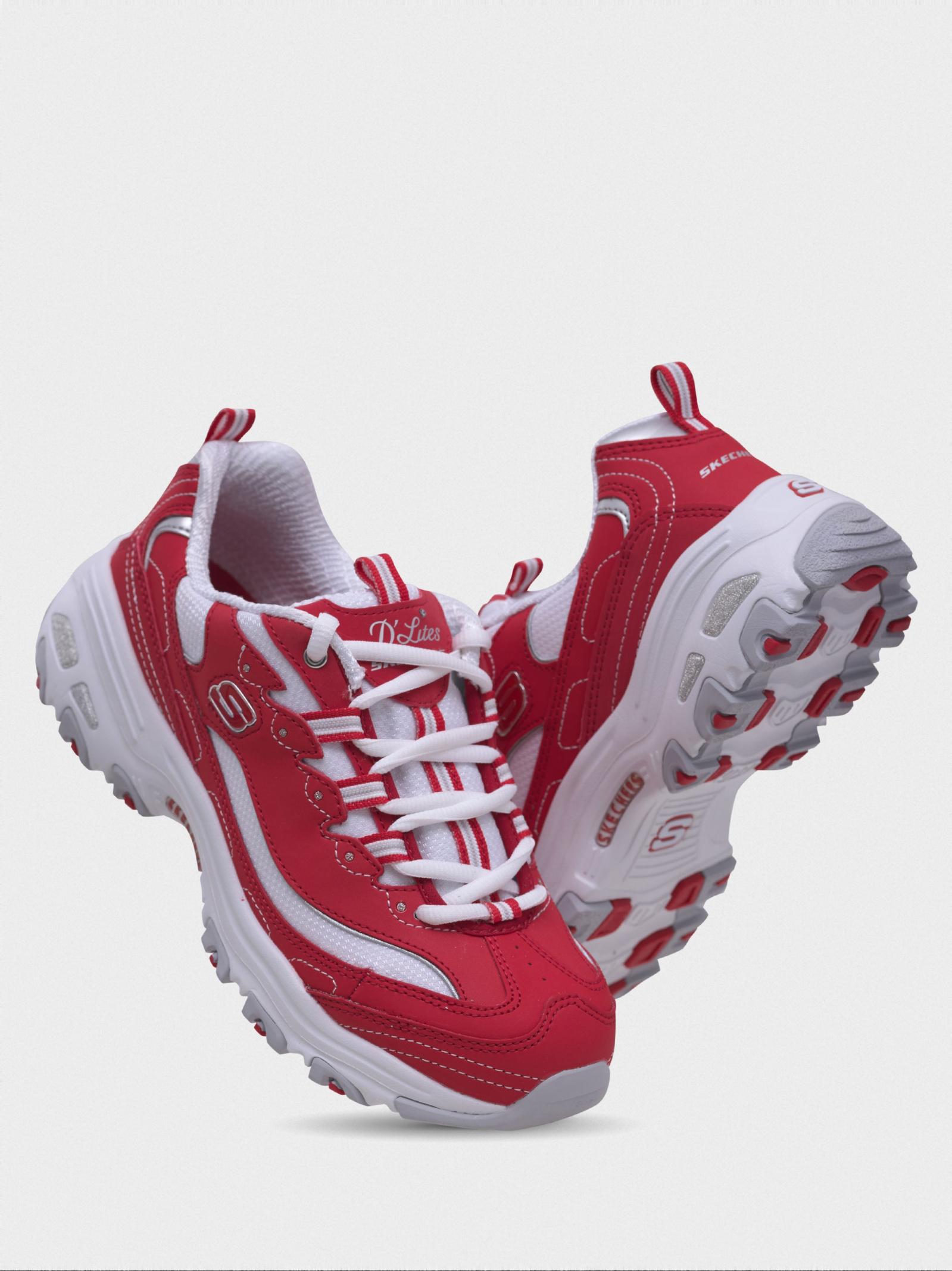 Кроссовки женские Skechers KW5327 размеры обуви, 2017