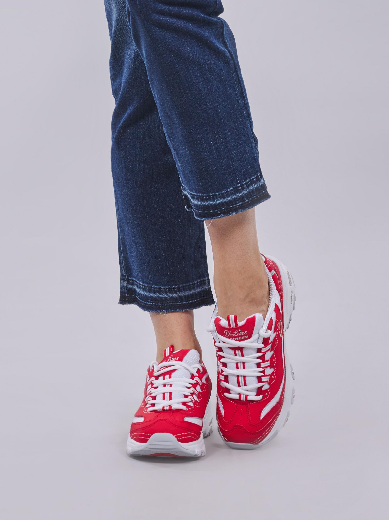 Кроссовки женские Skechers KW5327 стоимость, 2017