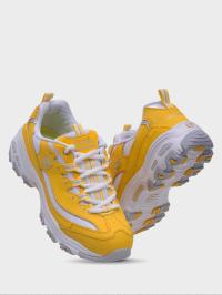Кроссовки женские Skechers KW5328 размеры обуви, 2017