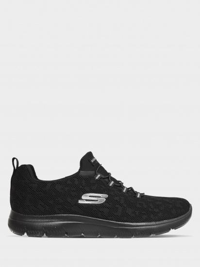 Кросівки для тренувань Skechers модель 149037 BBK — фото - INTERTOP