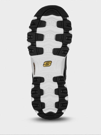 Кросівки fashion Skechers D'Lites - Golden Idea модель 149107 BKGD — фото 4 - INTERTOP
