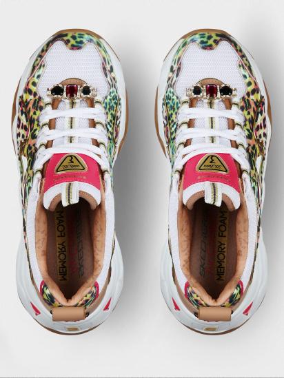Кросівки fashion Skechers D'Lites 3 - Cheetah Queen - фото