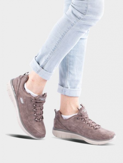 Кроссовки для женщин Skechers KW5352 купить обувь, 2017