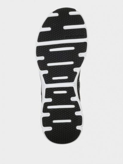 Кросівки для тренувань Skechers модель 13262 BKW — фото 3 - INTERTOP