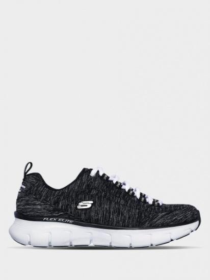 Кросівки для тренувань Skechers модель 13262 BKW — фото - INTERTOP