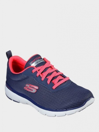 Кросівки для тренувань Skechers Flex Appeal 3.0 - First Insight модель 13070 NVAQ — фото 5 - INTERTOP