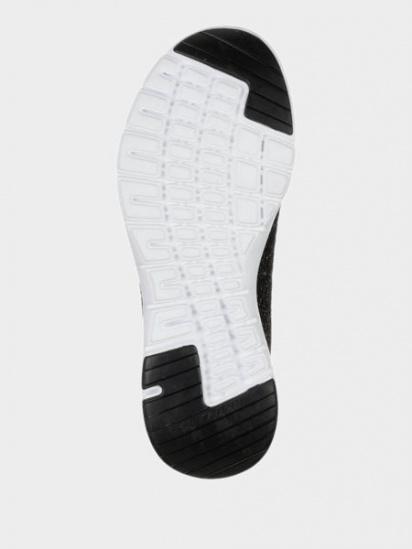 Кросівки для тренувань Skechers FLEX APPEAL 3.0 - METAL WORKS модель 13078 BKMT — фото 4 - INTERTOP