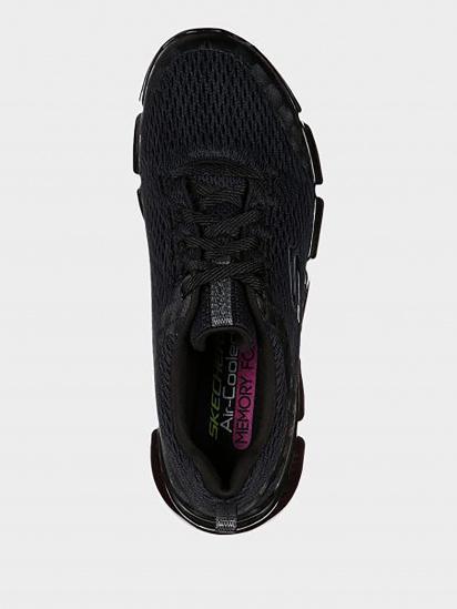Кросівки для тренувань Skechers модель 13221 BBK — фото 4 - INTERTOP