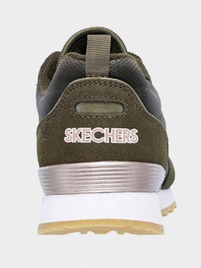 Кросівки для міста Skechers модель 111 OLV — фото 3 - INTERTOP