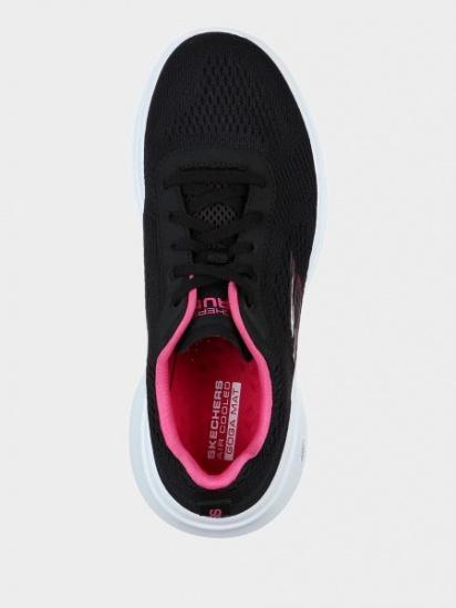 Кросівки для бігу Skechers модель 15107 BKPK — фото 4 - INTERTOP