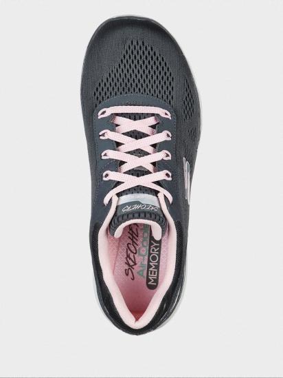 Кросівки для тренувань Skechers MOVING FAST FL модель 13059 CCPK — фото 4 - INTERTOP